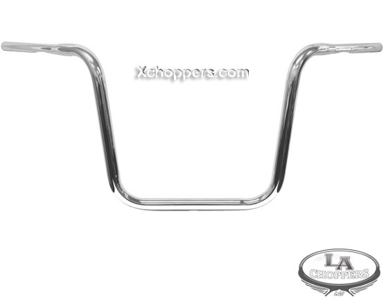 "LA Choppers HEFTY 1 1/4"" dia. 14"" Tall APE HANGER"