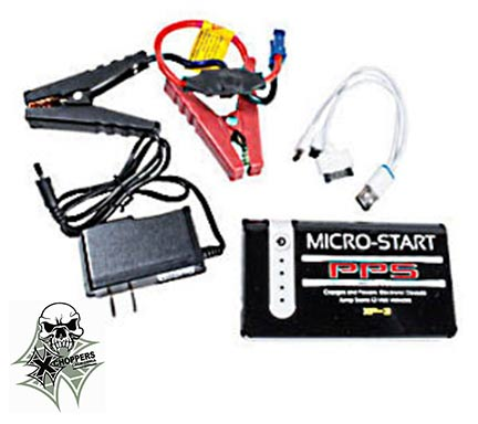 Micro-Start PPS XP-3 Jump Starter and Back-up Power