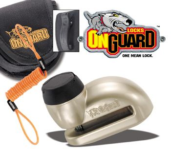 OnGuard Boxer Series Disc Lock 5.5mm Pin
