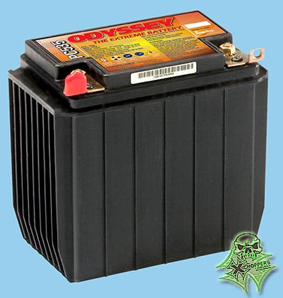 Odyssey  Sealed Drycell Battery  for Suzuki M109 (all)