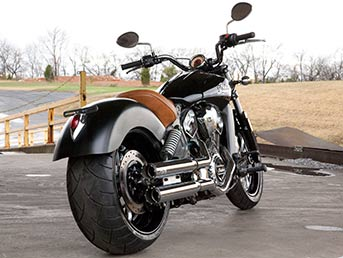 FAT TIRE KITS - Indian Scout