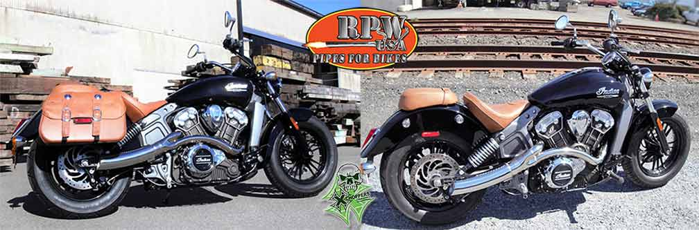 RPW INDIAN SCOUT & SCOUT 60 – JACK IN-901