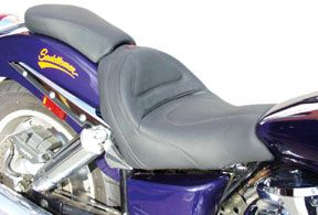 Saddlemen Touring Pillion for Solo Seat