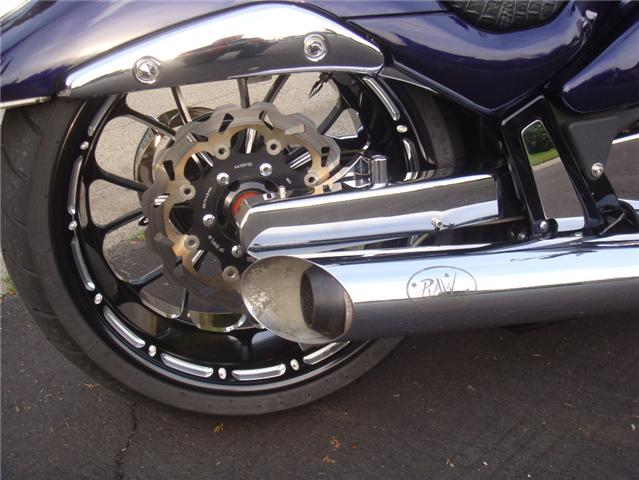 Gregg's Stainless - Swingarm Cover - M109