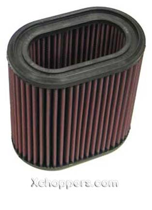 K&N Lifetime Air Filter for Triumph Rocket 3