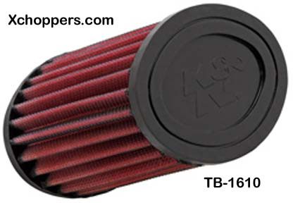 K&N Lifetime Air Filter for 1600/1700 Triumph Thunderbird