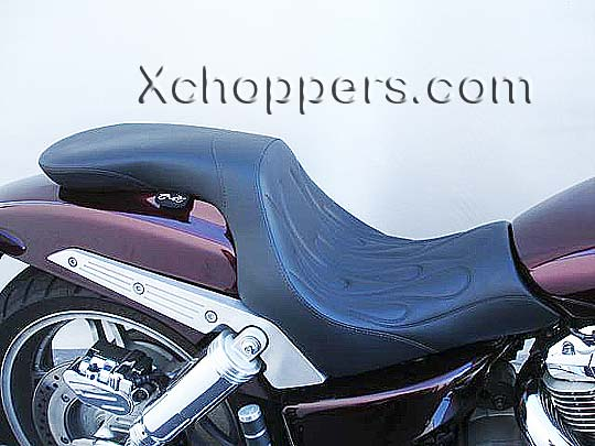 C&C Cycle Seats - Sport Tour - VTX 1800 F