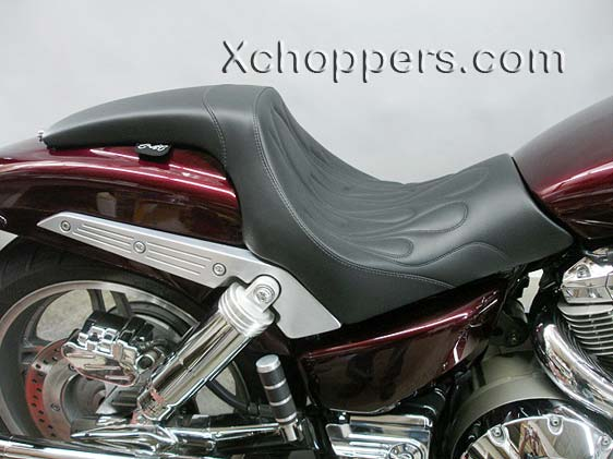 C&C Cycle Seats - Fastback - VTX 1800 F