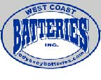 West Coast Batteries