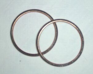 Exhaust Gaskets - All VTX, Fury, VT1300 Sabre, etc., VT1100