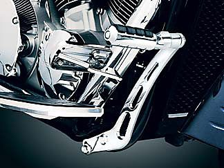 Kuryakyn Cruise Peg Mounts - VTX 1300 C/R/S