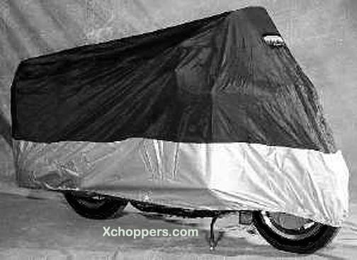 Pro Sport Cycle Cover - Large - fits VTX 1300 w/ access.