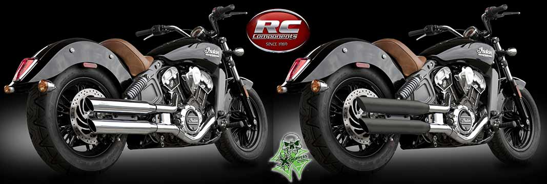 "Rcx 3.0"" Mufflers 