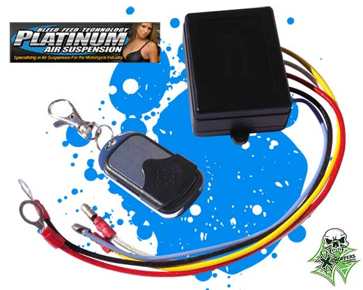 Platinum Air Suspension - Remote Control