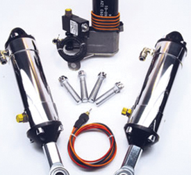 <B>ALL VTX - TRICKY AIR AIR SHOCKS - Honda/Kawasaki Cruisers</B>